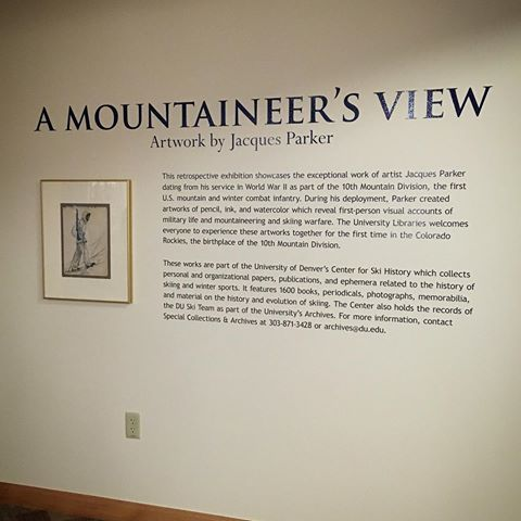 Mountaineer's view